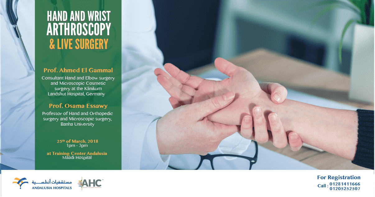 Hand Surgery Live Surgery