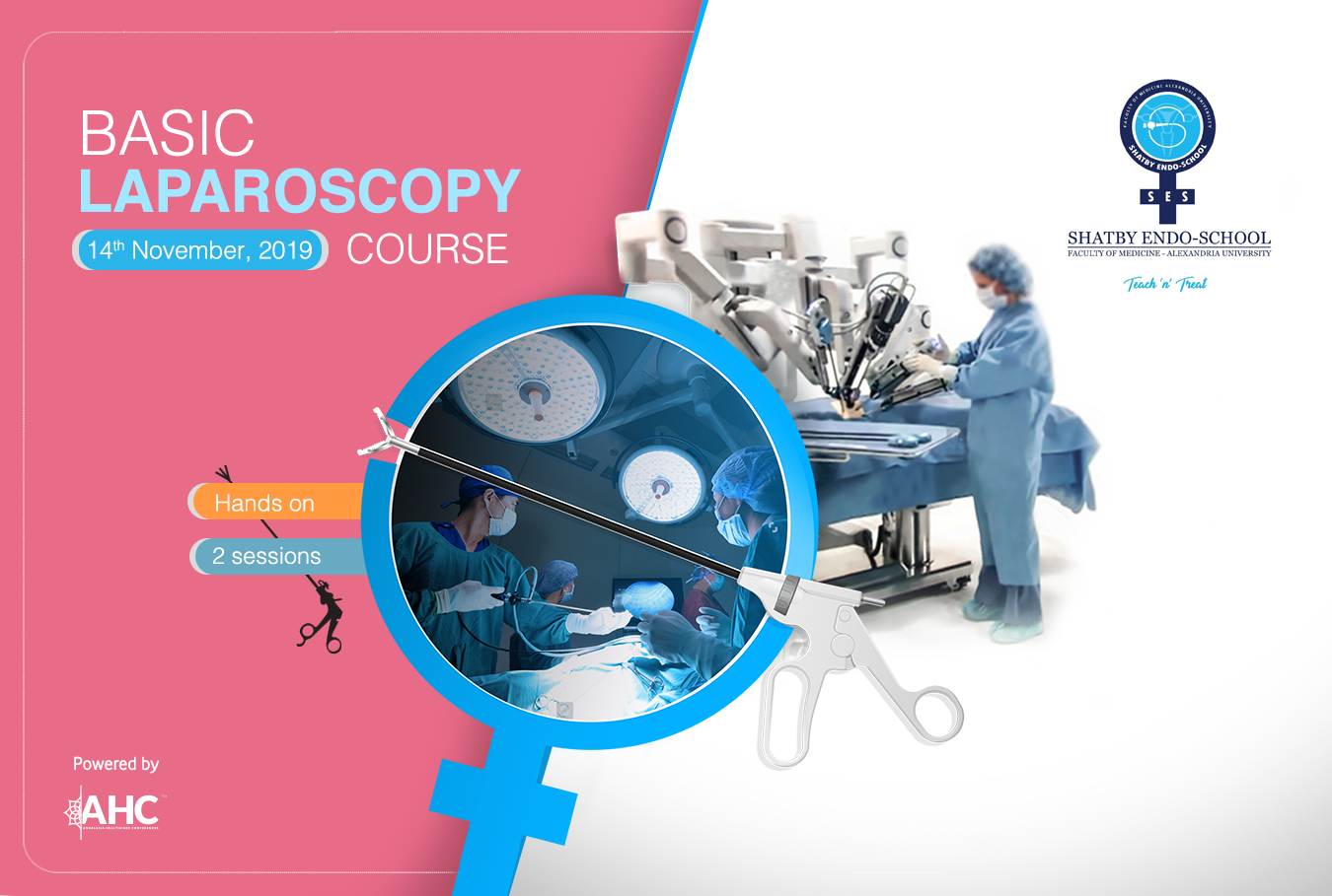 Basic Laparoscopy Course