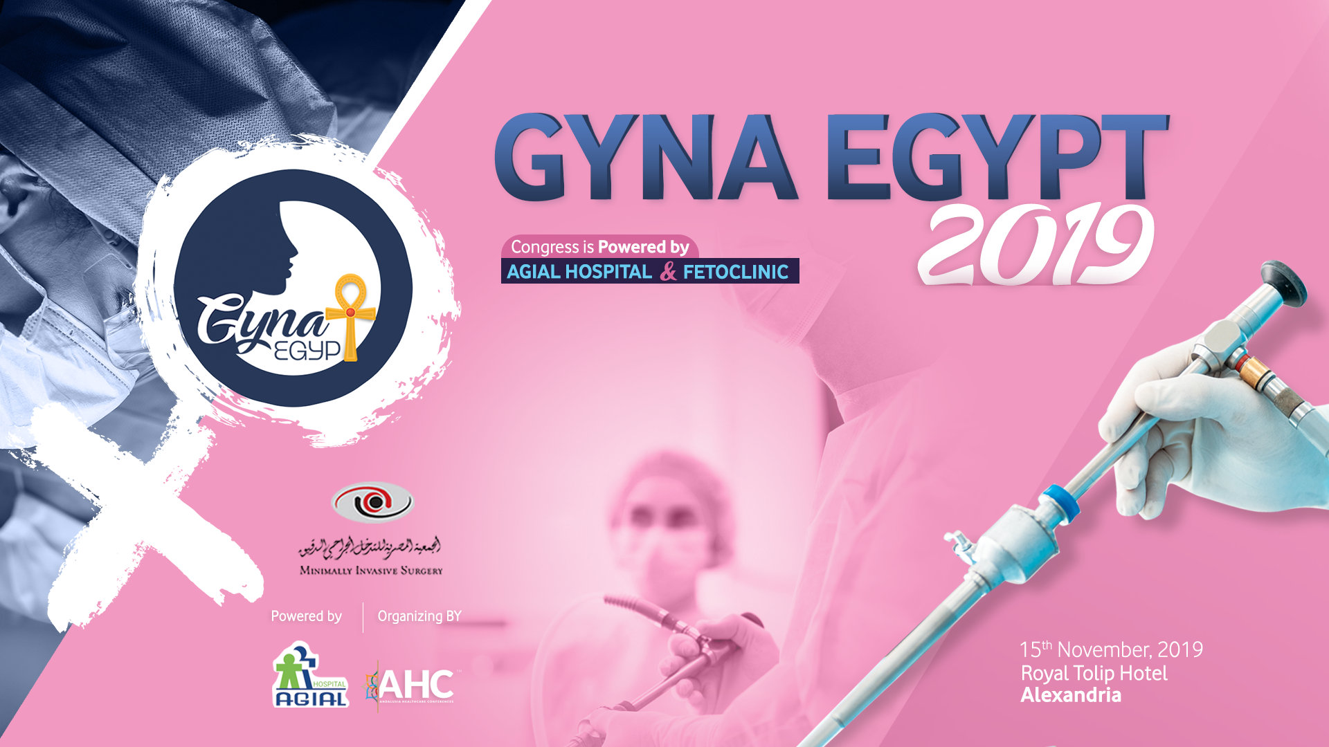 1st Gyna Egypt 2019