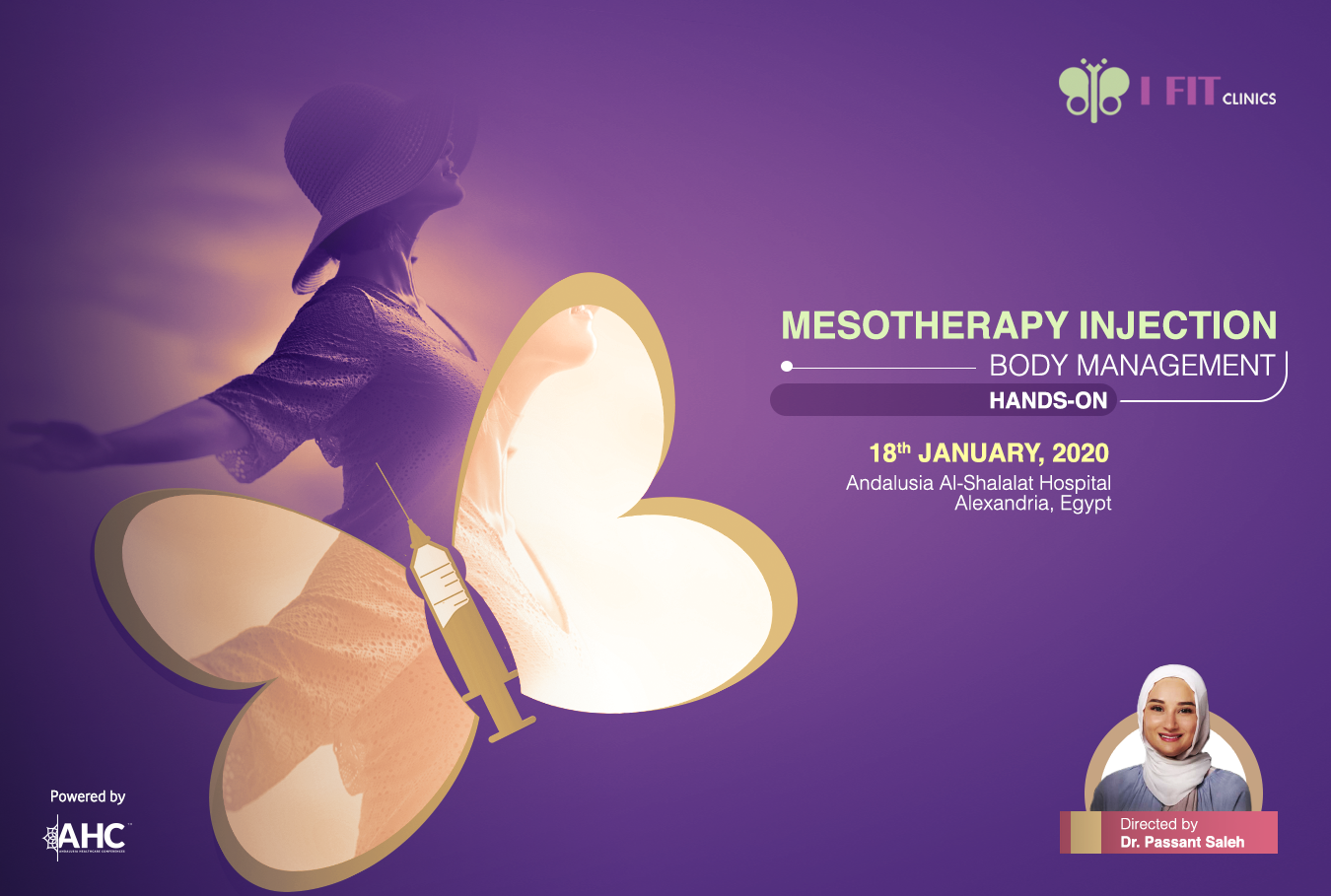 Mesotherapy Injection Work shop